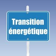 panneau transition énergétique